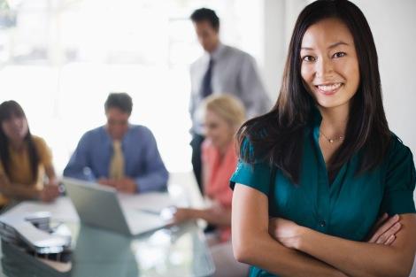 Employer managing business organisation